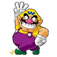 Wario in Wario Land Shake It