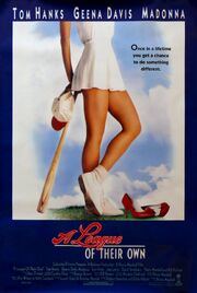 1992 - A League of Their Own Movie Poster 1
