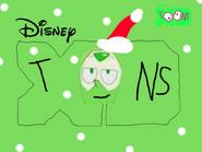 Disney XD Toons Christmas Peridot (UK, 2017)