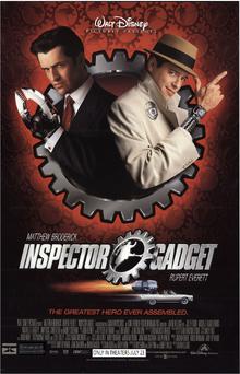 Opening to Inspector Gadget 1999 Theatre (Loews Theatres ...