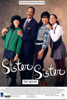 Sister Sister The Movie (1999) Poster 2
