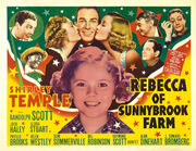1938 - Rebecca of Sunnybrook Farm Movie Poster