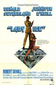 1973 - Lady Ice Movie Poster
