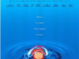 Opening to Ponyo 2009 Theater (Pacific Theaters)