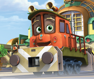 Calley-Chuggington
