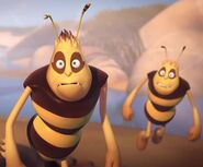 Davo and Bunko (Maya The Bee)