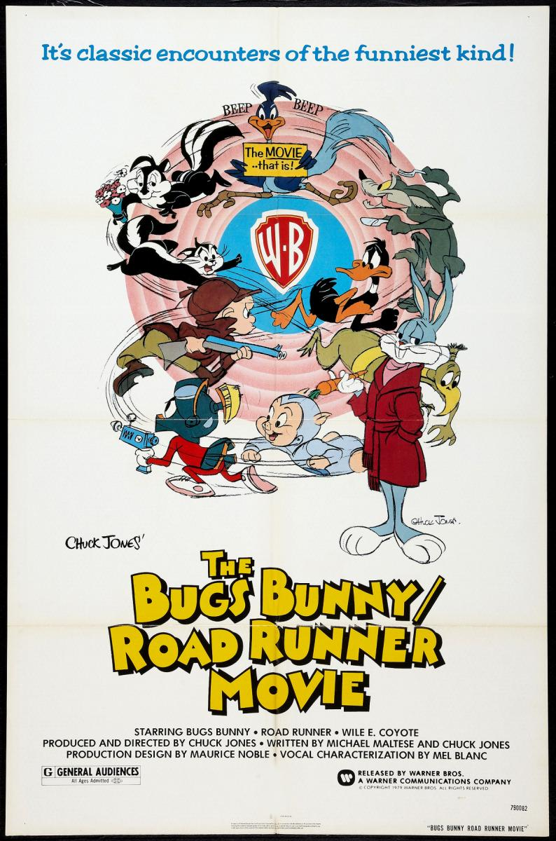 Opening To The Bugs Bunnyroad Runner Movie 1979 Mann Theatre Mgm