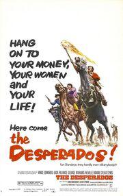 1969 - The Desperados Movie Poster