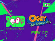 Disney XD Toons Oggy And The Cockroaches Promo 2017 (UK)