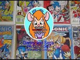 Titan A.E. (Disney and Sega Animal Style) cast video