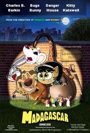 Madagascar (Disney and Sega Animal Style) Poster