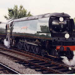 Swanage No. 34105