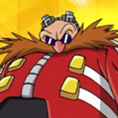 Dr. Eggman as Willie Wumpa Cheeks