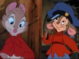 Mrs. Brisby and Fievel pictures
