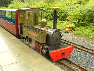 No440px-LOTI at Torosay station on the Isle of Mull Railway