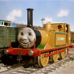 Stepney as Fake Crash