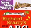 Disney's Sing Along Songs Adventures of Richard Scarry's Best ABC Songs Video Ever!