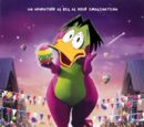 Count Duckula's Great Adventure: The Movie