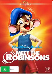 Meet the Robinsons thebluesrtockz