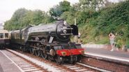 We're-at-churston-60103-flying-scotsman