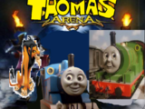 Thomas M/Thomas Rush/Thomas Arena (PlayStation 2/Nintendo Gamecube/PlayStation 1) (Julian Bernardino Style)