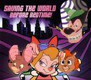 The Powerpuff Girls Movie (Disney and Sega Animal Style)