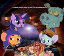 The Star (Disney and Sega Style)