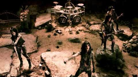 Black Veil Brides - Fallen Angels (Official Music Video)