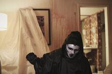 The Killer killing Eddie