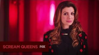 SCREAM QUEENS Character Series Gigi