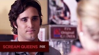 SCREAM QUEENS Character Series Pete