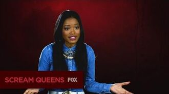 SCREAM QUEENS Character Series Zayday