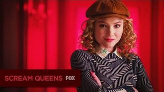SCREAM QUEENS Character Series Grace