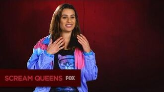SCREAM QUEENS Character Series Hester