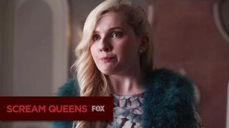 "SCREAM QUEENS Chanel 6 from ""Chainsaw"""