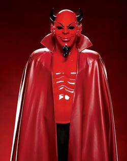 Red deveil promo pic