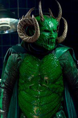 Green-meanie
