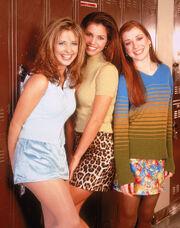 Charisma Carpenter (Buffy)