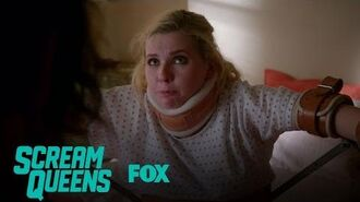 Chanel 5 Falls Out Of Bed Season 2 Ep. 5 SCREAM QUEENS