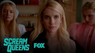 Chanel Attacks Chad's Lawyer Season 2 Ep. 4 SCREAM QUEENS