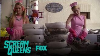 The Chanels Clean Bed Pans Season 2 Ep. 5 SCREAM QUEENS