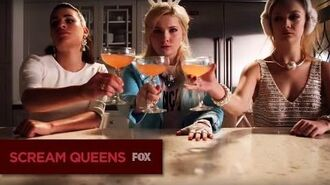 "SCREAM QUEENS Preview ""Beware of Young Girls"""