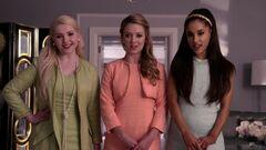 Sonia,Sadie y Libby