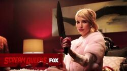 "SCREAM QUEENS ""Chanel Knife"" Teaser"