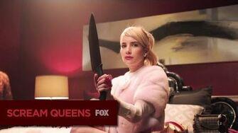 "SCREAM QUEENS ""Chanel Knife"" Teaser"