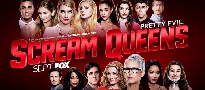 Portada de ScreamQueens