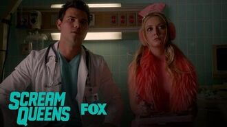 The Contagious Accent Virus Infects The Hospital Season 2 Ep. 5 SCREAM QUEENS
