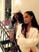 Keke-palmer-ariana-grande-scream-queens-set oPt
