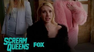 Chanel & Denise Fight Over Chad Radwell's Money Season 2 Ep. 4 SCREAM QUEENS