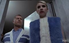 Chad y Chanel en el congelador